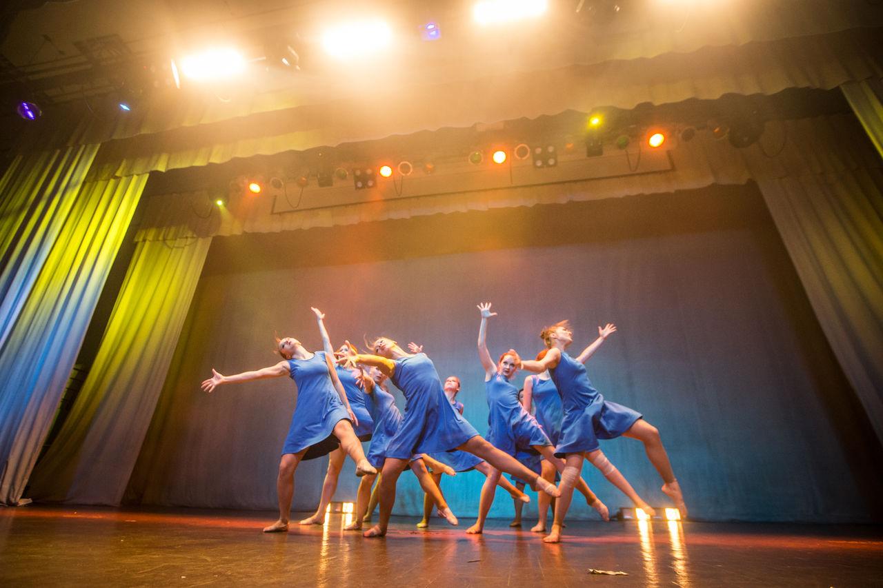 Танец «модерн»   Американский «модерн данс»